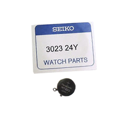 Genuine Seiko Capacitor 302324y Replacement Battery Mt920 Type