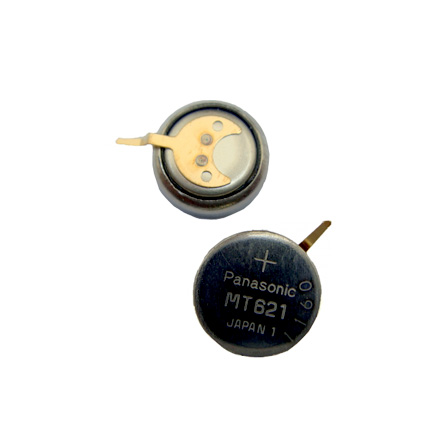 Citizen Capacitor 295-5500 with our DIY Kit - Capacitor Solar Watch