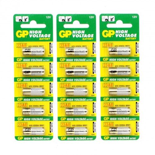 23A 15 Batteries - 23A Battery Group - Watch Batteries - AA AAA ... 9c91ca7e1ff35
