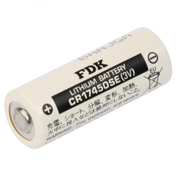 Sanyo CR17450SE LITH-12 - Lithium Batteries - Watch
