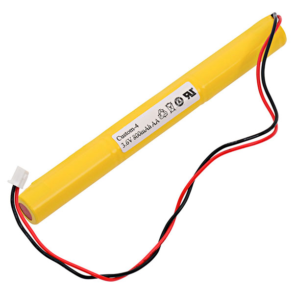 Teig 24-4009 Replacement Battery CUSTOM-4 - Specialty