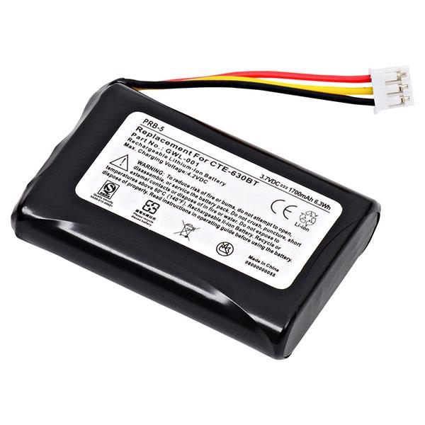 Wacom GWL-001 Replacement Battery PRB-5 - PDA & E-Reader