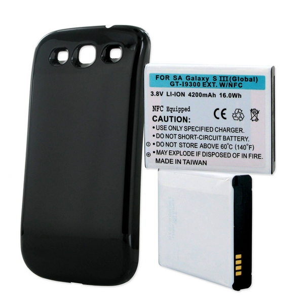 AA Battery Pack fits Samsung Galaxy S III
