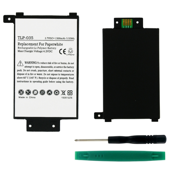 Amazon Kindle Paperwhite Replacement Battery Tlp 035 Tablet