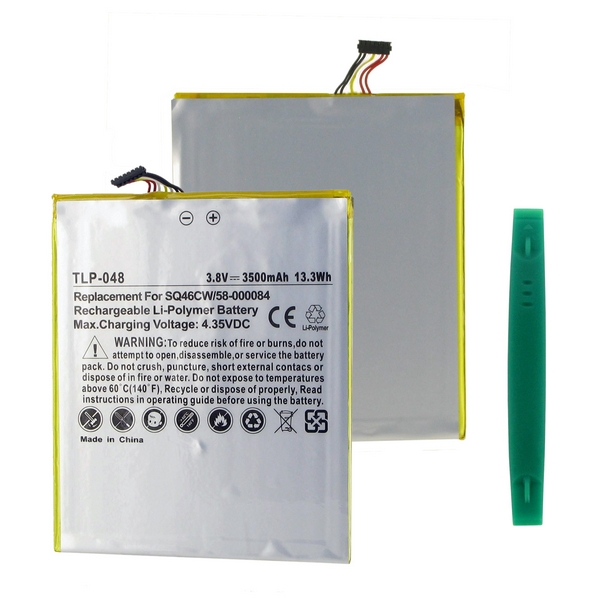 Amazon Kindle HD7 58-000084 Replacement Battery - TLP-048
