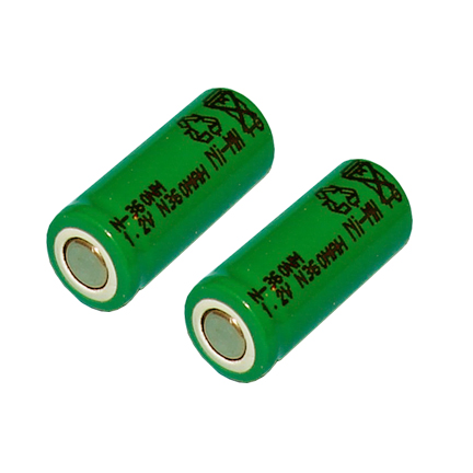 N Battery Rechargeable A Rechargeable N Size 2-Pack