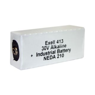 Exell 413a 30 Volt Alkaline Neda 210 Battery Specialty