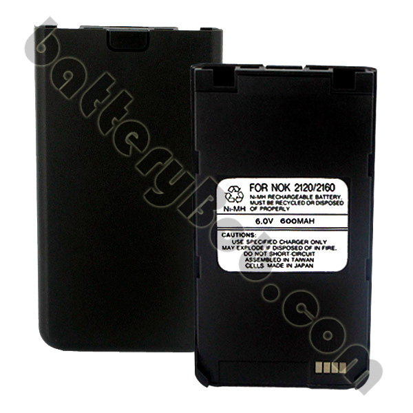 A Nokia  2100 Series Cellphone Replacement Battery - NiMH 600 mAh 3.7 V - BNH-516-.6