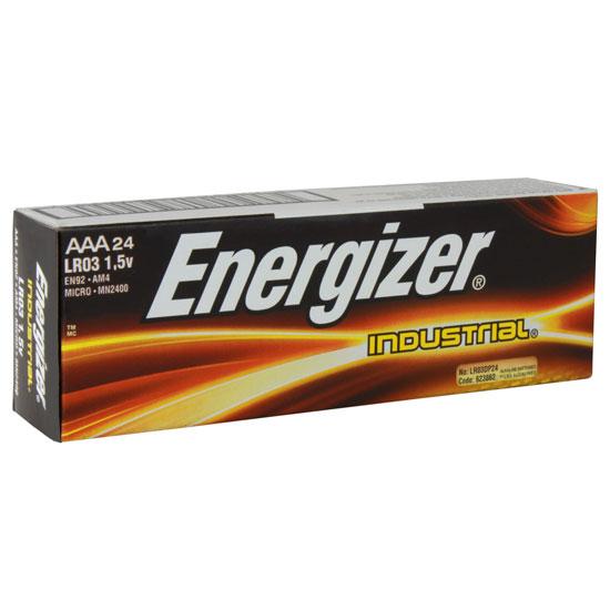 Energizer AAA Genuine fresh box of 24 - Alkalines - AA