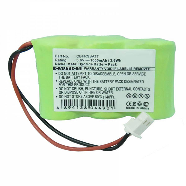 A Battery for Chatter Box 100AFH 2/3A , KA9HJC-FRS and Others 3.6V 1100mAh - BATT-910NMH