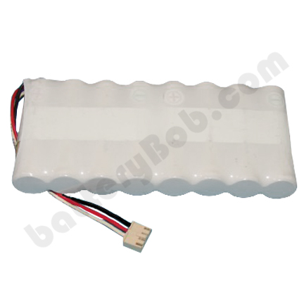SMR 500F-8-RLC Radio Replacement Battery 8AA-917