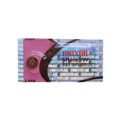 MAXELL 321 SR616SW - 1 Battery Official OEM