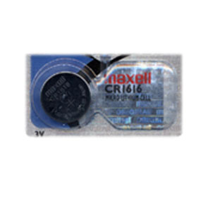 Maxell CR1616 - 1 Battery Official OEM